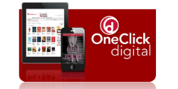 OneClickdigital downloadable audiobooks and eBooks